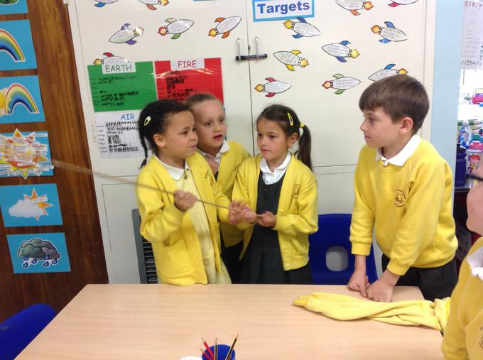 Learning about co-operation