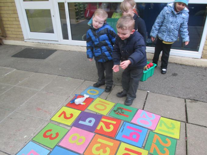 Our own version of snakes and ladders