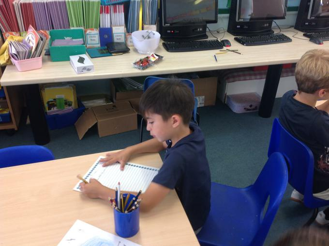 Writing our own poems