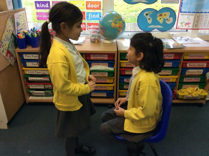 Acting out the bus incident