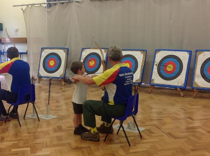 Archery workshop