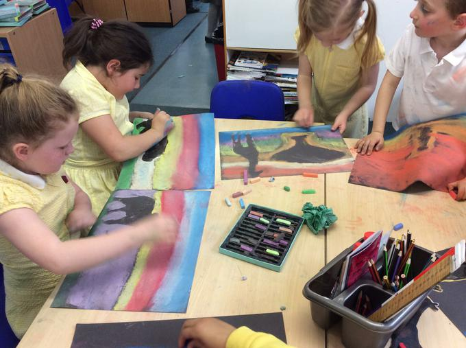 Creating our landscapes