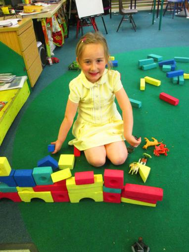 Using 3D shapes to build Disneyland