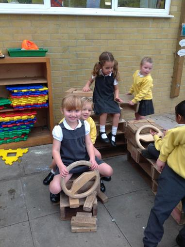 We have worked together to build cars and buses