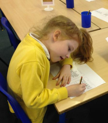Writing about the Easter story