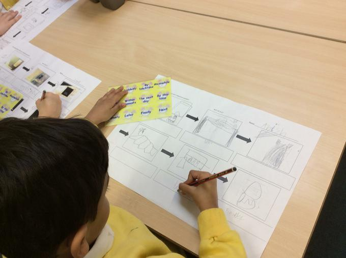 Sequencing events carefully