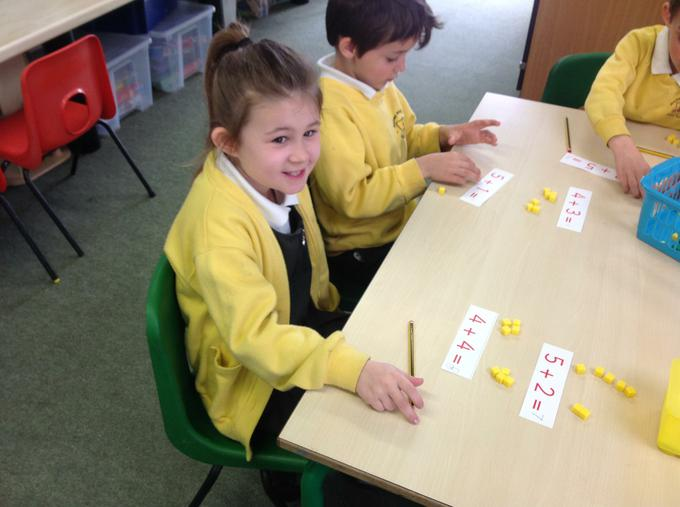 Using Base 10 to count and partition numbers