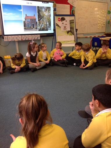 Our PSHE learning about responsibility