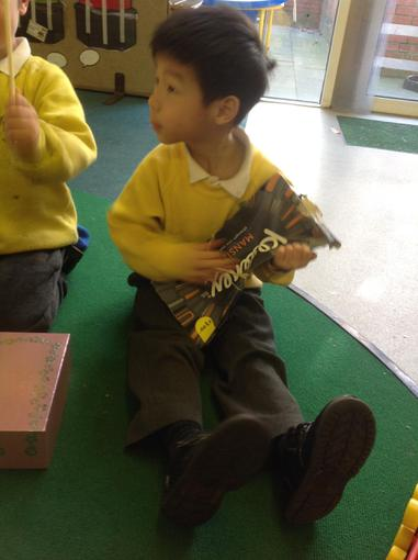 Making our own instruments