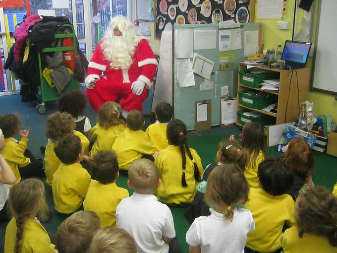 Our special visitor