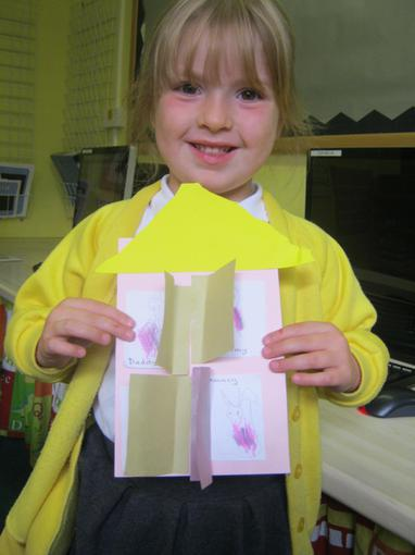 We made our own houses