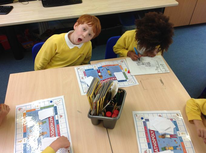 Maths games... much more fun!