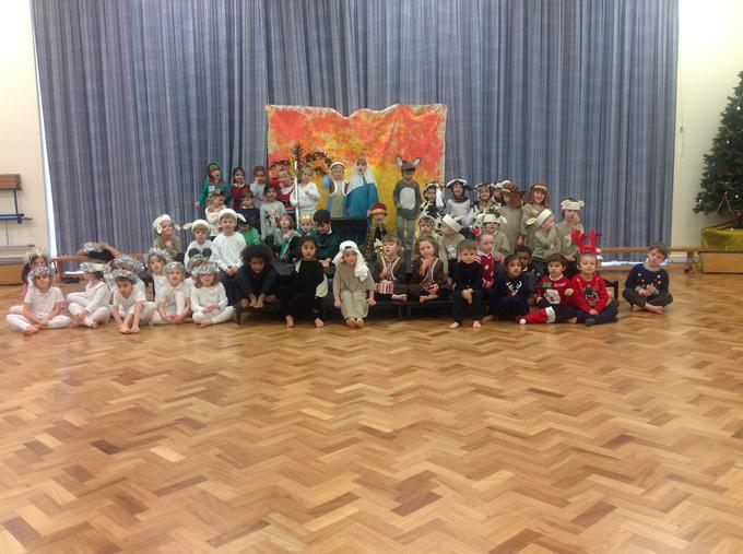 Our Christmas Nativity