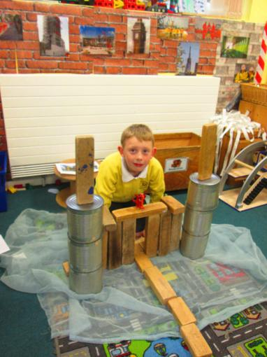 Creating Castles
