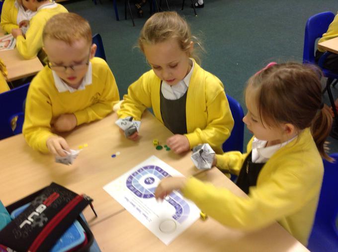 Playing multiplication games