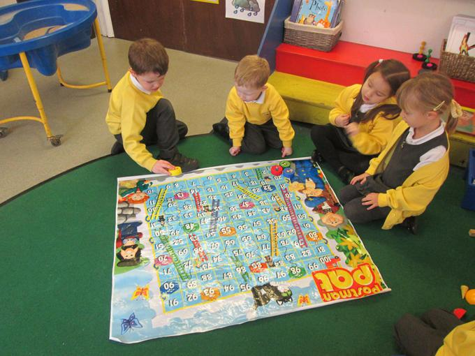 We have continued to play snakes and ladders