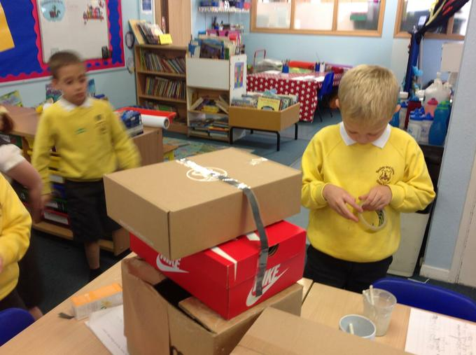 making our Tudor houses