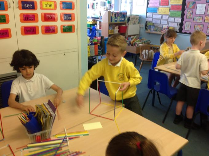 Making our own shapes