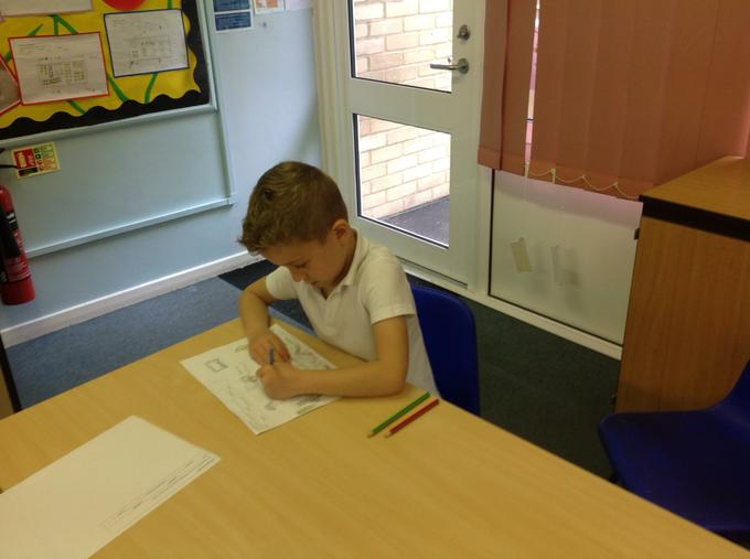 Using adjectives to describe