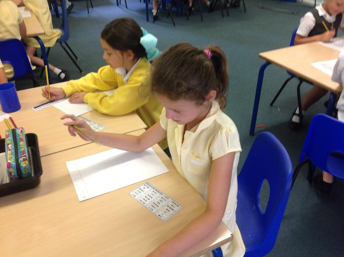 Learning about Morse Code