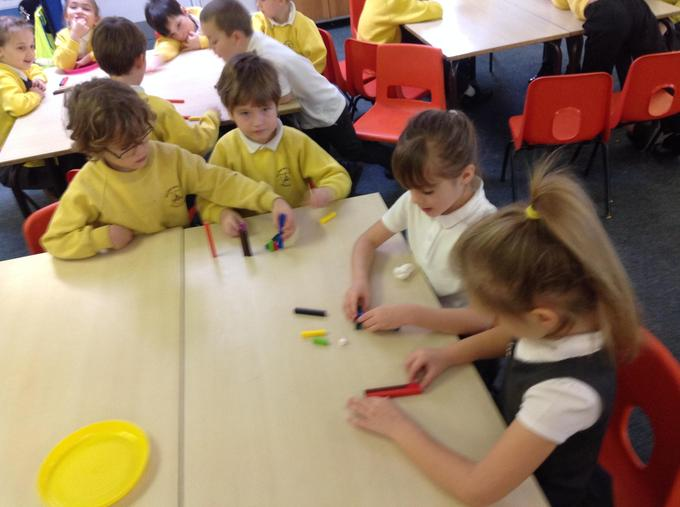 Showing numbers in different ways