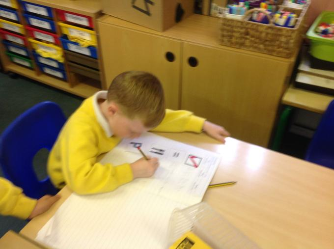 Drawing different signs and symbols