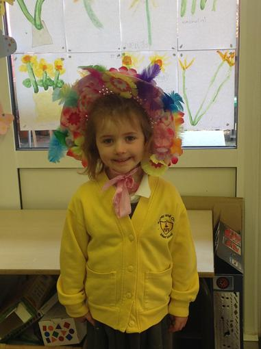 Our Easter Bonnets
