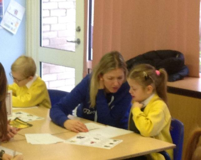'Stay and Learn' with Giraffe Class!