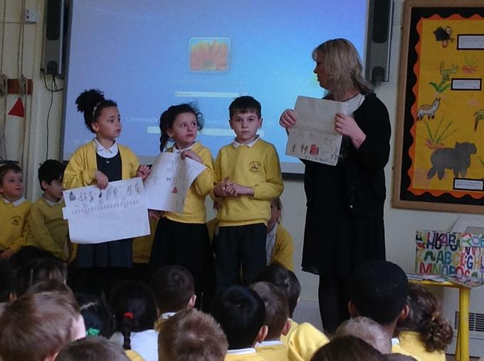 Sharing our timelines in assembly