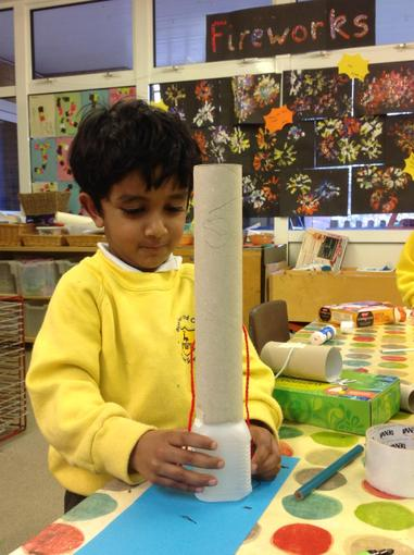 Making rockets