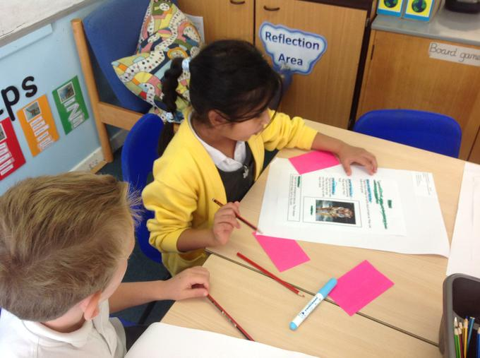 Literacy, non-chronological reports