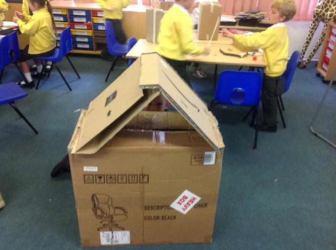 Creating our houses from 1666