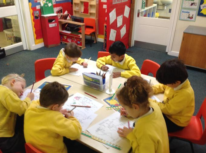Labelling our own maps