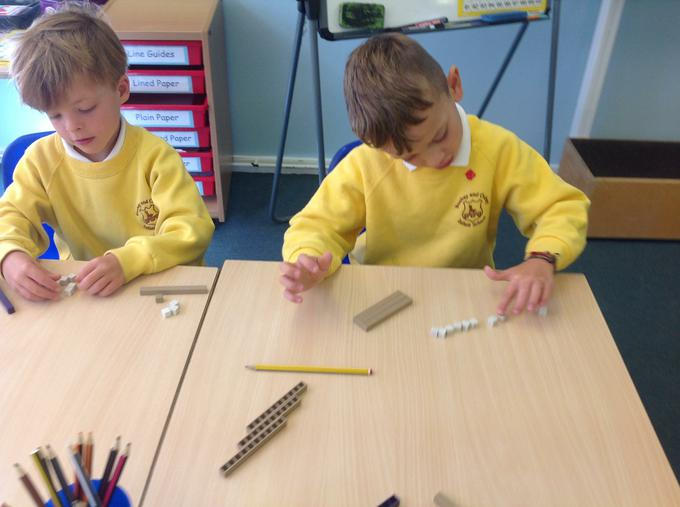 Counting carefully!