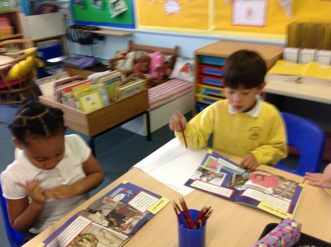 Finding out about reports