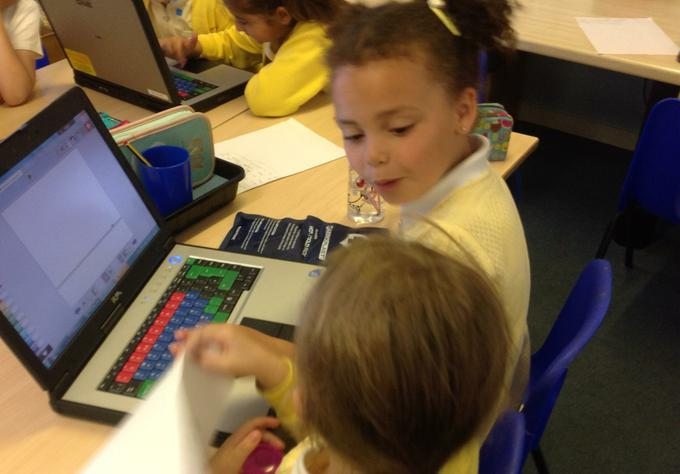 Typing up our information