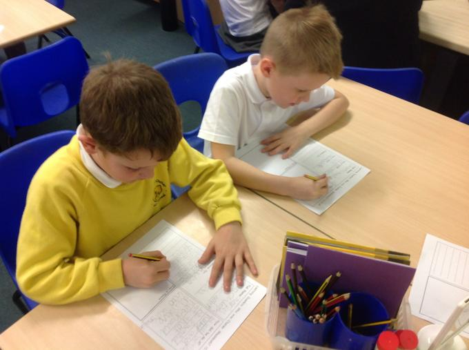 Writing all of the facts we have found out!