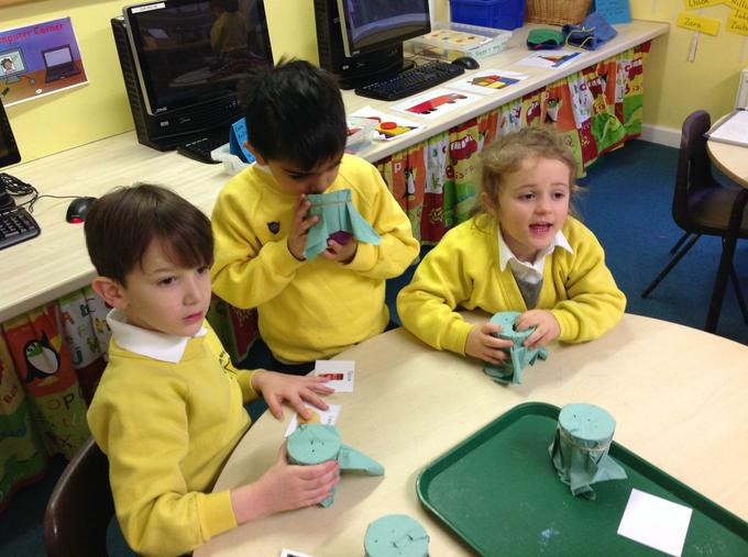 Investigating the smelly pots