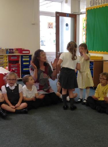 Music with Ms Caperon