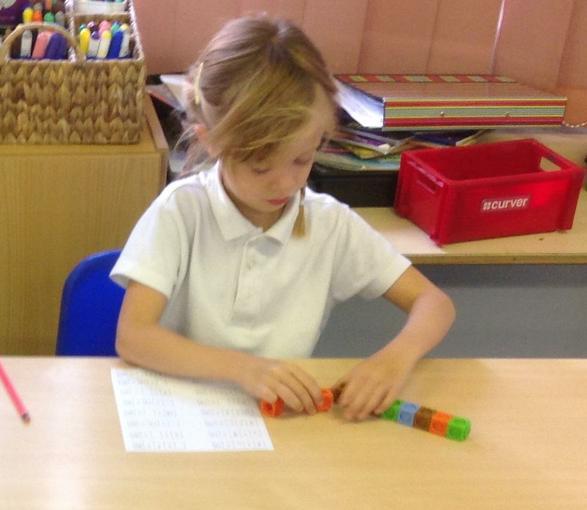 Solving missing number problems