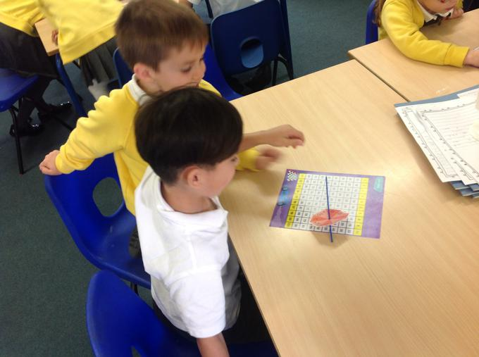 Adding and subtracting ten
