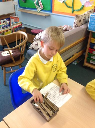Counting with dienes