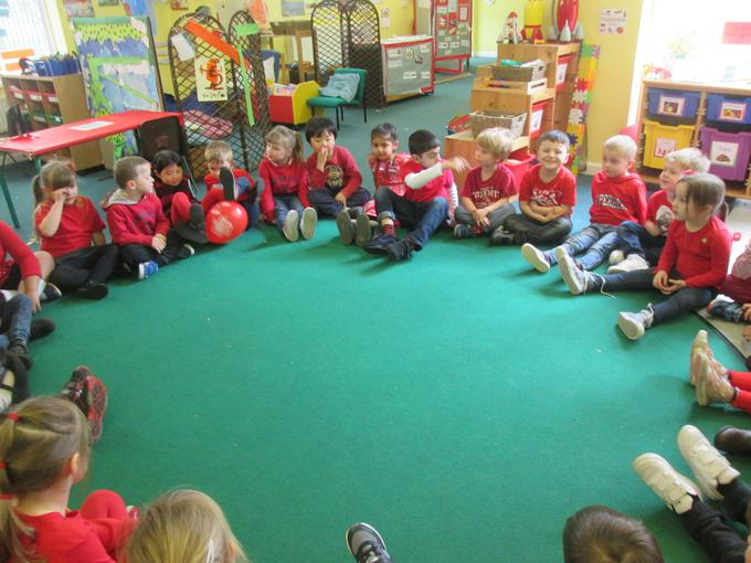 Red Nose Day Challenge