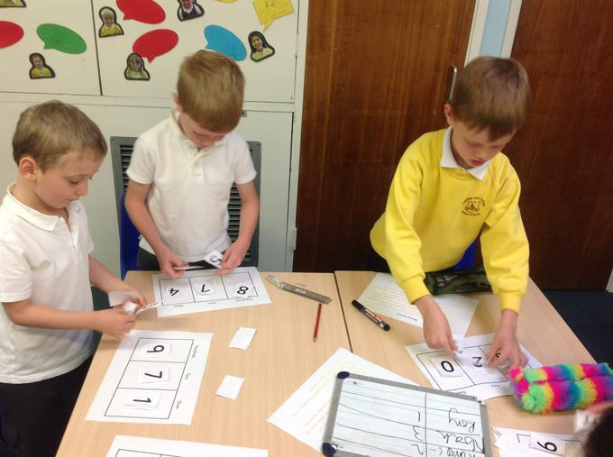 Maths Tens and Ones Games