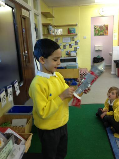 Sharing home learning