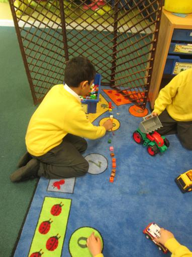 Using objects to work on doubling