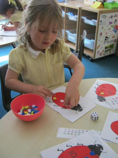 Learning to count on in maths