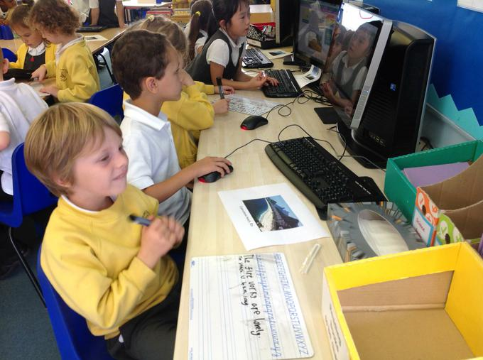 Sharing our learning with our friends