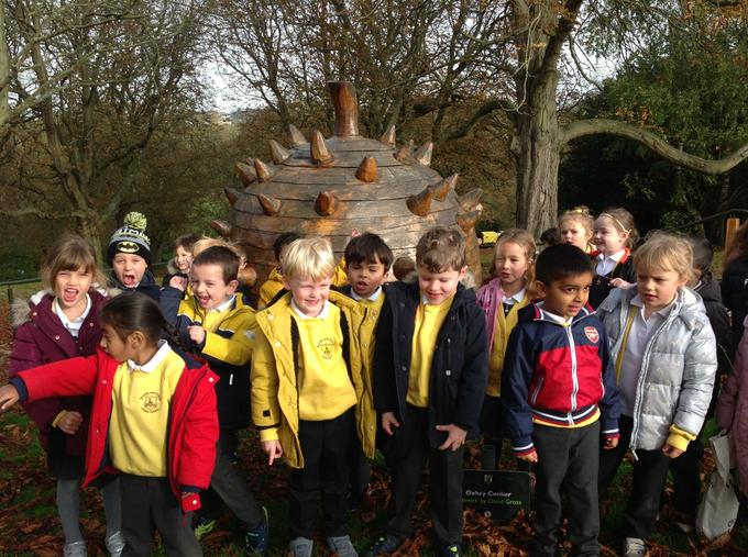 Our trip to Oxhey Park