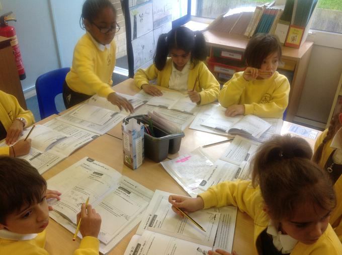 Some of our brilliant phonics work
